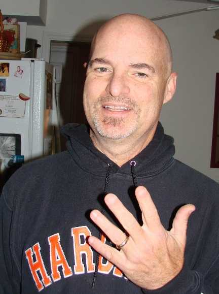 Terry & his ring